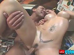 Big ass bubble butt fuck Olivia Olovely 02