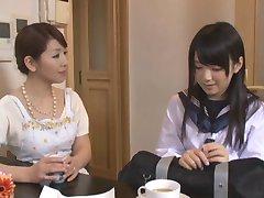 Japanese Lesbians, Aunt Yuki's House