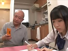 Japanese Mother and Teen Massage 1 - Wilem