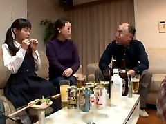 Teens gets ambushed in the Bathroom - Rina Hatsume (3 of 3)