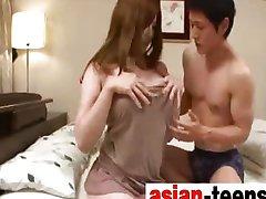 Asian Couple Hardcore Sex -
