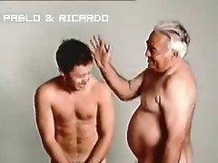 Pablo and Ricardo