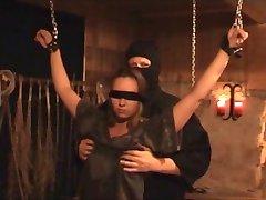 beautiful slave tortured 1