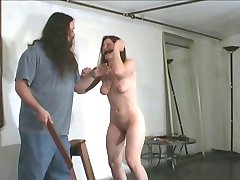 caned and whipped