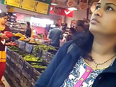 Hidden Indian In Supermarket