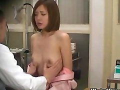 Real nippon gets groped by her doctor