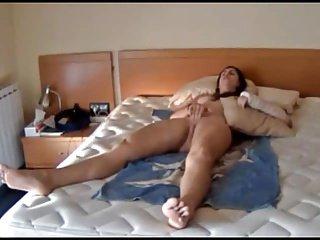 Hidden masturbation two orgasmus