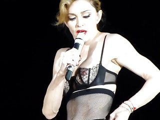Madonna Perfect Big Natural Tits Small Nips Juicy Ass