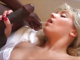WhiteBride fuck BlackGuy inHer WeddingDay 2