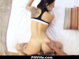 POVLife - Sexy Latina POV Fucked