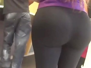 Latina plus Spandex= Heaven
