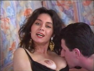 Vintga French Mature Anal