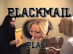Blackmailed into Bondage