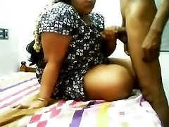INDIAN BBW MOM BANG NOT HER son FRIEND